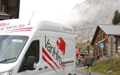 van hire abroad from van hire galway